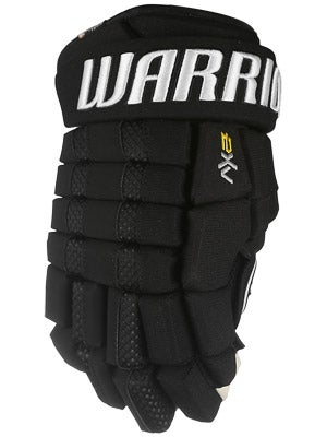 Warrior Dynasty AX2 4 Roll Hockey Gloves Sr