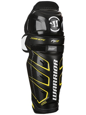Warrior Dynasty AXLT Hockey Shin Guards Int