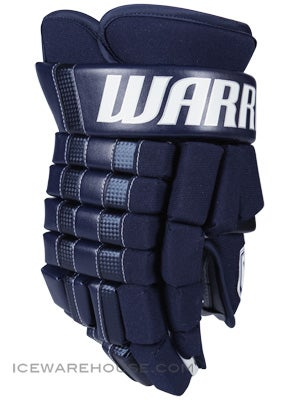 Warrior Franchise Narrow Fit 4 Roll Hockey Gloves Sr