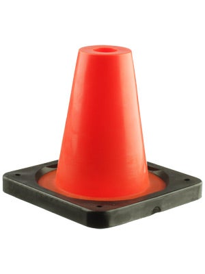 Orange Practice Weighted Sport Cone