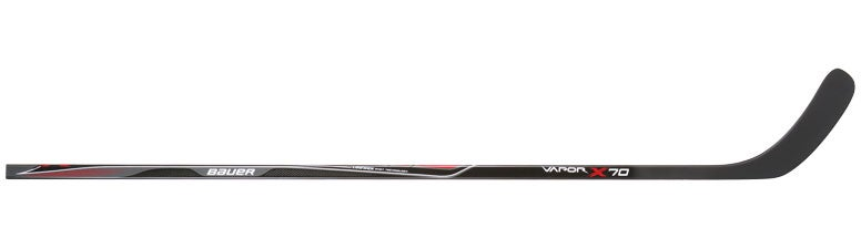 Bauer Vapor X70 Grip Hockey Sticks Jr R