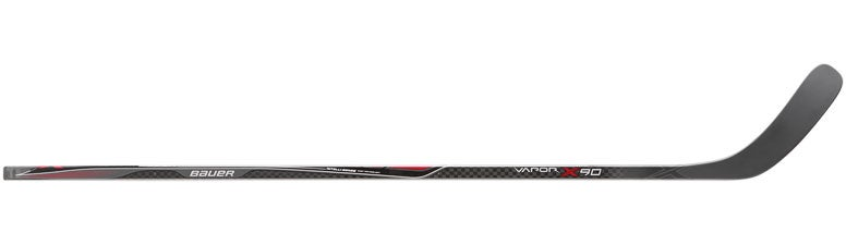Bauer Vapor X90 Grip Hockey Sticks Sr L