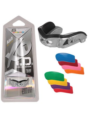 XO ID Custom Color Strapless Mouthguards