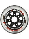 Rollerblade Active Inline Skate Wheels 90mm 84A 8Pk