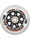 Rollerblade Wheels with SG9 Bearings 90mm 84A 8pk