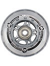 K2 Inline Wheels and ILQ7 Bearings 80mm 80A 8pk