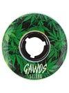 GAWDS Team Weed Aggressive Wheels 57mm 89A 4pk