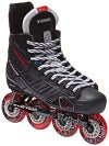 Tour Fish BoneLite 500 BLACK Roller Hockey Skates Sr