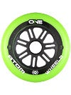 Atom One Inline Skate Wheels 100mm and 110mm 85A