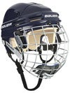 Bauer 4500 Hockey Helmets w/Cage