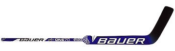 Bauer Supreme One70 Goalie Sticks BLUE Sr FULL RIGHT