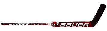 Bauer Supreme One70 Comp Goalie Sticks RED Jr