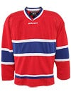 Montreal Canadiens Bauer 800 Series Uncrested Jersey Sr