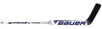Bauer Supreme One90 Comp Goalie Sticks BLUE Sr