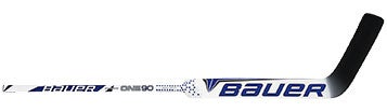 Bauer Supreme One90 Comp Goalie Sticks BLUE Int