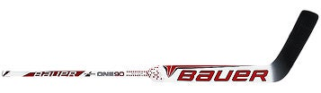 Bauer Supreme One90 Comp Goalie Sticks RED Sr