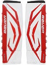 Bauer Supreme One90 Goalie Leg Pads Int