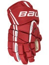 Bauer Vapor APX Pro Hockey Gloves Sr Red 15