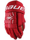 Bauer Nexus 400 4 Roll Hockey Gloves Sr