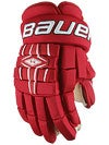 Bauer Nexus 800 4 Roll Hockey Gloves Sr