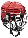 Bauer RE-AKT 100 Hockey Helmets w/Cage Yth