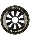 MPC Black Track Inline Speed Skating Wheels 100mm