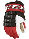 CCM 4 Roll PRO II Hockey Gloves Jr