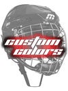 Cascade M11 Hockey Helmet w/Cage Custom Colors