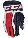 CCM U+ Crazy Light Hockey Gloves Sr 2012