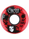 Circolo Team Blood Wheels 57mm 95A 4pk