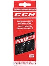 CCM PROLINE Hockey Skate Laces Unwaxed