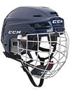 CCM Resistance 100 Hockey Helmets w/Cage