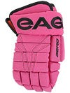 Eagle Aero Pro LE Pink 4 Roll Hockey Gloves Sr 14