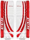 CCM Hockey Goalie Leg Pads Junior & Youth