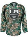Los Angeles Kings Reebok NHL Camo Jerseys Sr