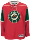 Minnesota Wild Reebok NHL Replica Jerseys Sr Small