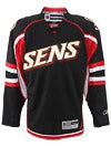 Ottawa Senators Reebok NHL Replica Jerseys Sr