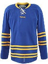 Buffalo Sabres Reebok Edge Uncrested Jerseys Jr