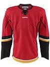 Calgary Flames Reebok Edge Uncrested Jerseys Sr