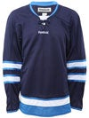 Winnipeg Jets Reebok Edge Uncrested Jerseys Jr