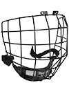 Reebok 5K Black Hockey Helmet Cages