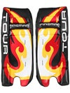 Tour Fireman Goalie Leg Pads Youth