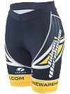 Inline Warehouse Racing Shorts Women's