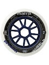 Atom Matrix Inline Road or Track Wheels 110mm Each