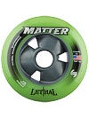 Matter Lethal 1 HC Indoor Inline Wheels 100mm 8pk