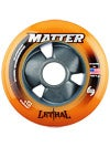 Matter Lethal 1 HC Indoor Inline Wheels 110mm 8pk