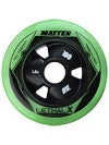 Matter Lethal X Indoor Inline Skate Wheels 100mm 8pk