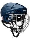 Reebok 3K Hockey Helmets w/Cage