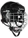 Reebok 3K Hockey Helmets w/Cage Junior