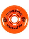Revision Axis Agent Orange Outdoor Hockey Wheels